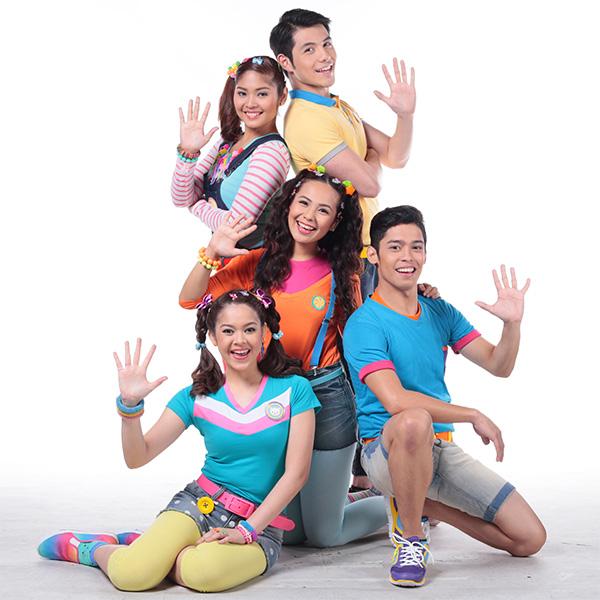 TV Show Hi-5 Philippines Launches All-Filipino Cast