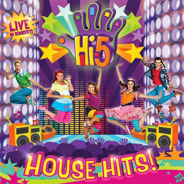 SP Giveaway: Watch Hi-5 House Hits Live!