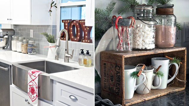 4 Unexpected Places For Your Holiday Decorations