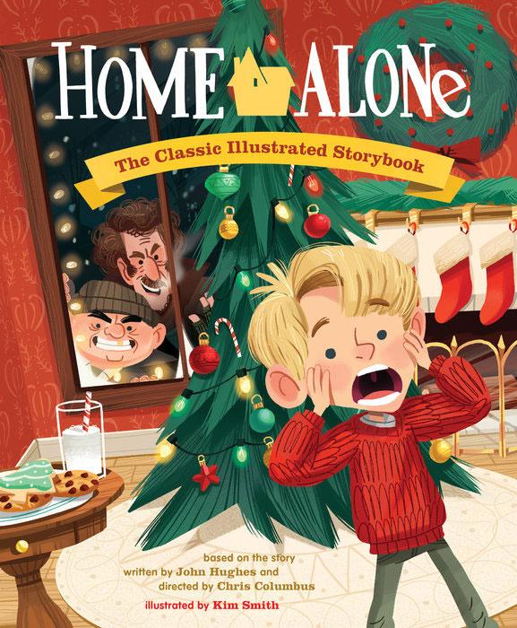 Home Alone book