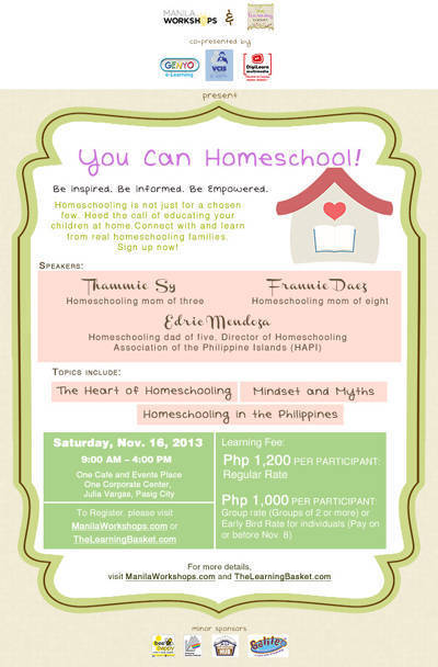 Homeschooling event