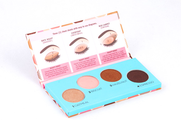 Happy Skin Eyeshadow pallette