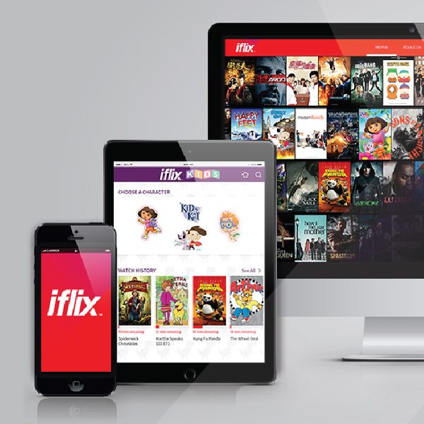 Watch Unlimited Movies for P99 A Month with iFLIX