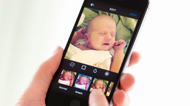 More Parents Are Naming Their Babies After Instagram Filters