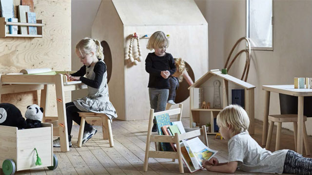 Ikea new children's furniture