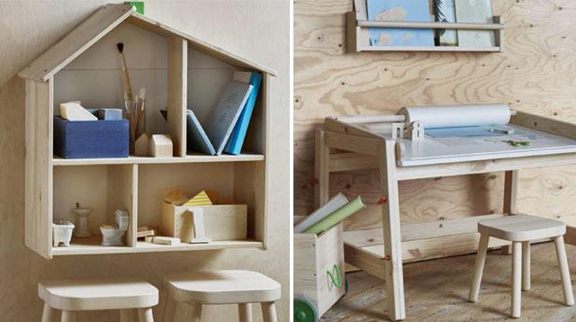 Ikea new children's furniture