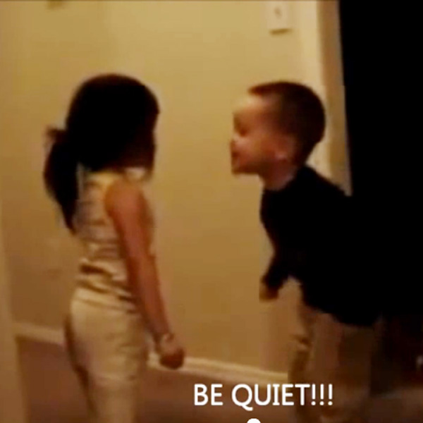 This Made our Day: Two Toddlers Get into an Intense Argument, and Who Wins?