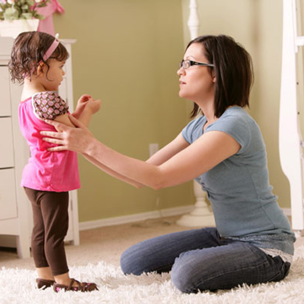 Disciplining Your Child? Don't Use This Word