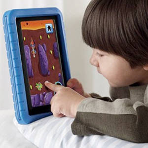 Pediatricians Issue Warning against Use of Tablets by Young Kids
