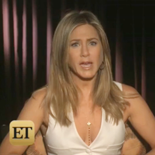 Top of the Morning: Jennifer Aniston Puts Angelina Feud Rumors to Rest in Video Interview