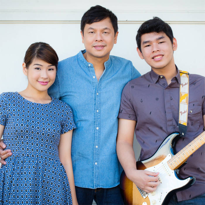 Dad we Love: Jett Pangan