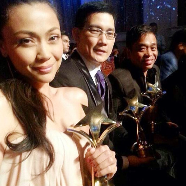 Top of the Morning: Jodi Sta. Maria Wins International Acting Award