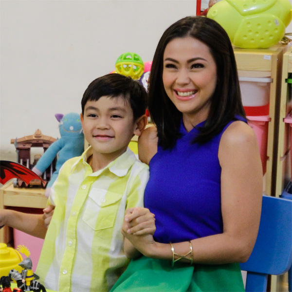 Behind the Scenes with Jodi and Thirdy