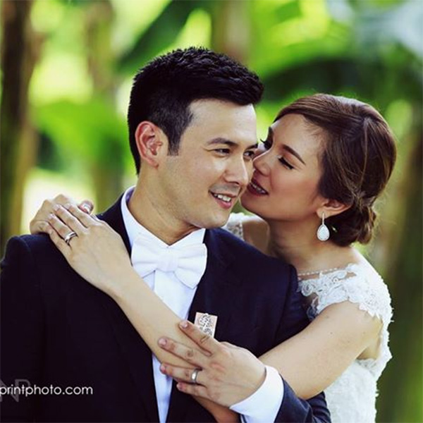 PHOTOS: John Prats Marries Isabel Oli Twice on the Same Day