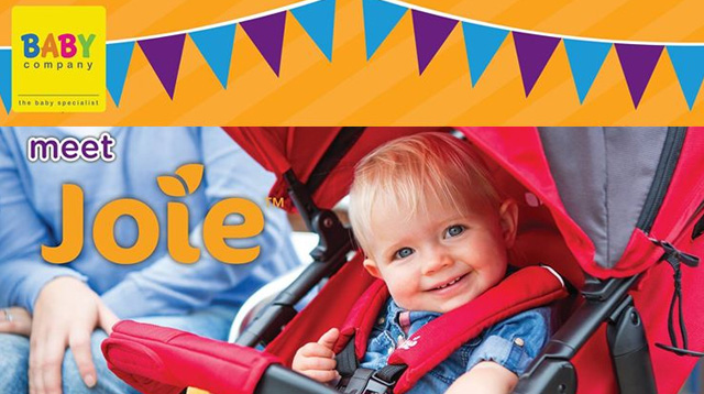 Award-winning Joie Baby Gear Now Available to Filipino Parents