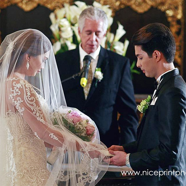 Top of the Morning: Joross Gamboa Marries Longtime Girlfriend
