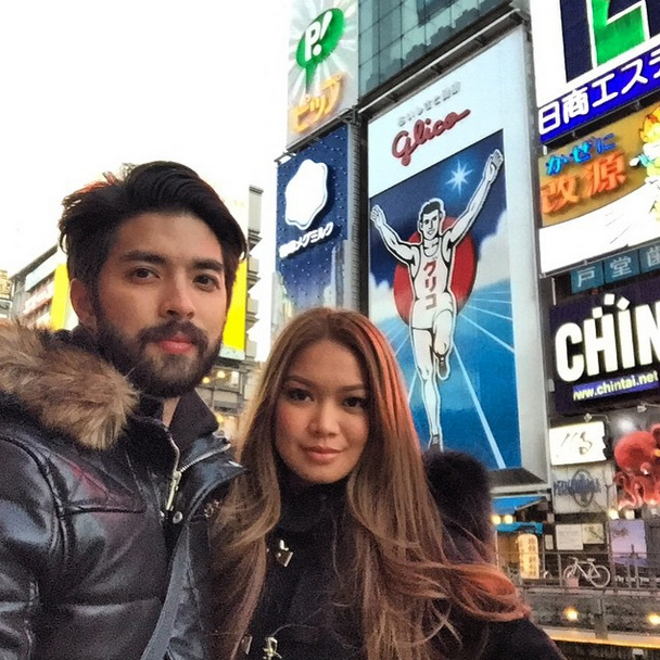 Top of the Morning: Joross Gamboa Excited to Become a Dad