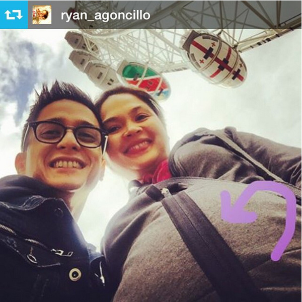 Top of the Morning: It's A Girl for Juday and Ryan!