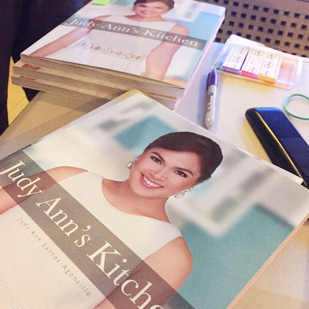 Top of the Morning: Mom and Actress Judy Ann Santos Now Also An Author