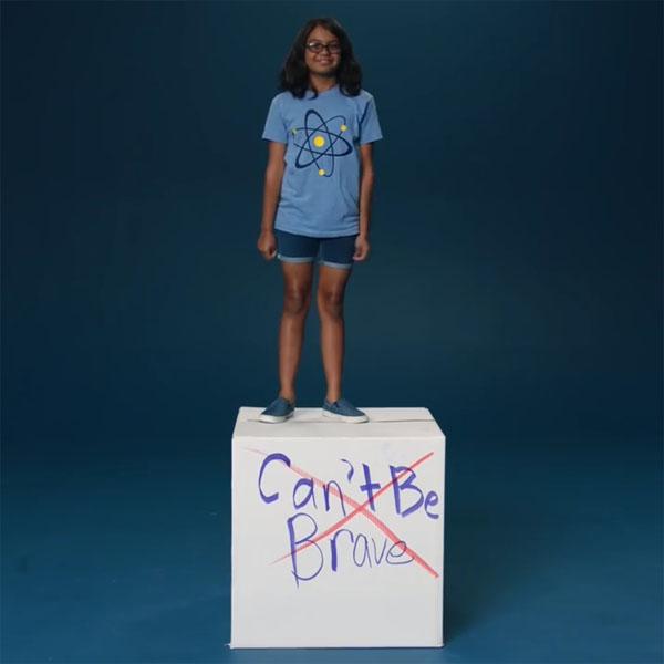 #LikeAGirl Campaign Kicks Down Limitations Society Puts on Young Girls