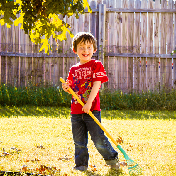 Kids Who Do Chores Are More Likely to Succeed As Adults, Says Study