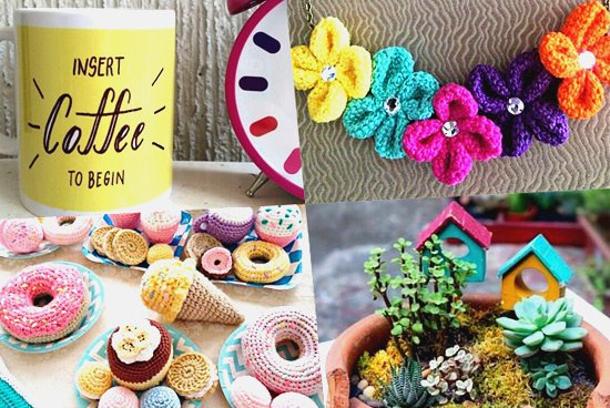 10 Adorable Craft Shops to Check Out Online