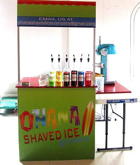Ohana Shaved Ice