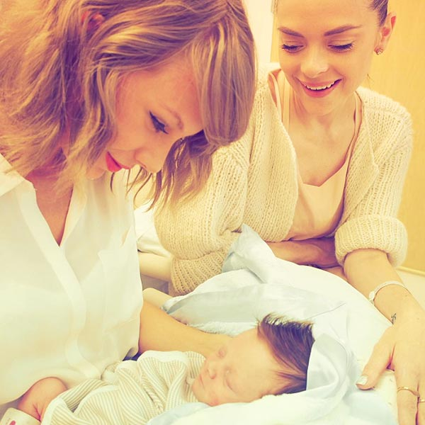 Top of the Morning: Taylor Swift Meets Godson, Jaime King's Son