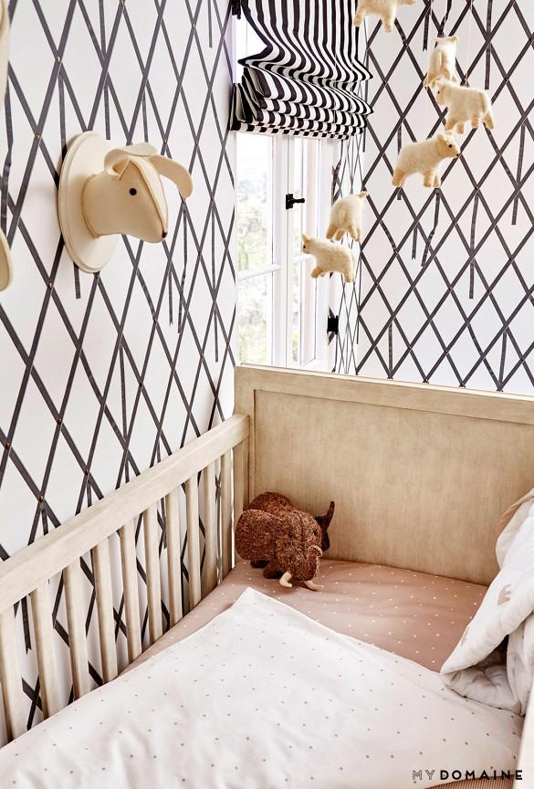 Naya Rivera's nursery