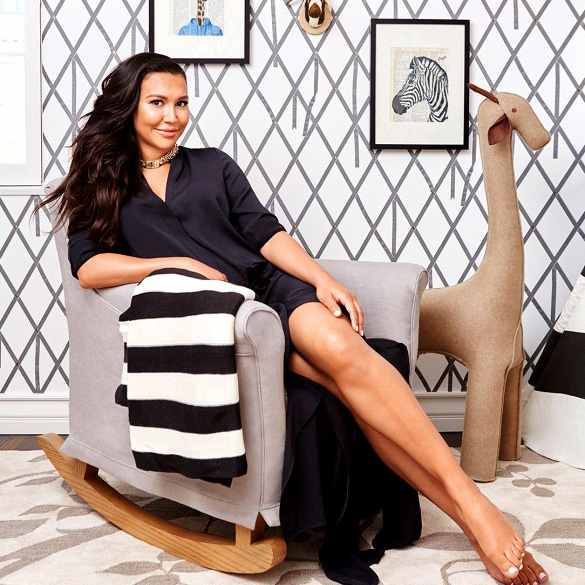 PHOTOS: Take a Tour of Naya Rivera's Chic Nursery