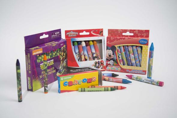 Crayon brands found to have asbestos