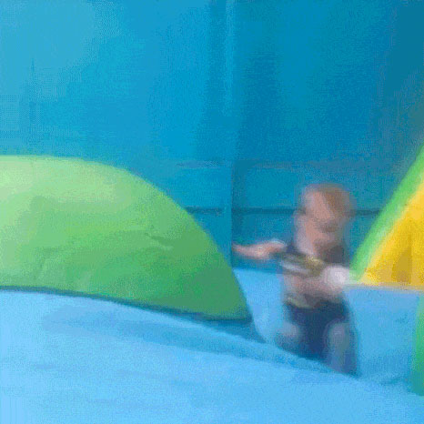 Dad Exposes the Dangers of Bounce Houses After Son's Near-Fatal Accident