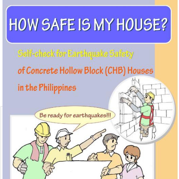 Is Your House Earthquake Ready? Check this 12-point PHIVOLCS Questionnaire