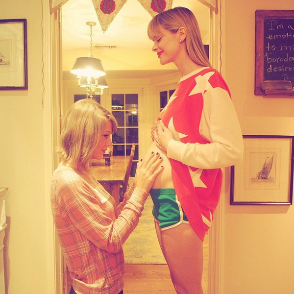 Here's Proof Taylor Swift Would Make a Very Good Ninang (Godmother)