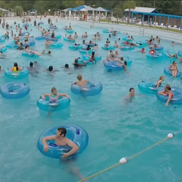 Can You Spot the Drowning Child in This Pool of Swimmers?