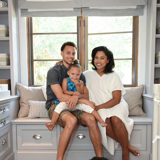 PHOTOS: Stephen Curry's Baby #2 Has An Awesome Nursery