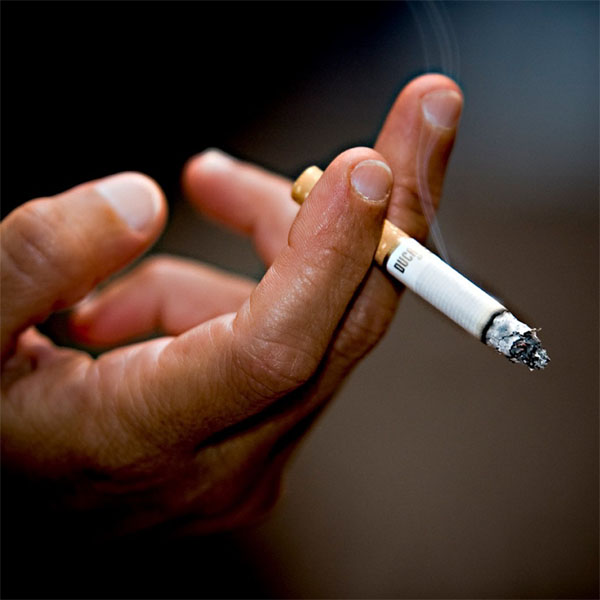 Parents' Smoking Addiction Puts Children in Poverty, Study Says