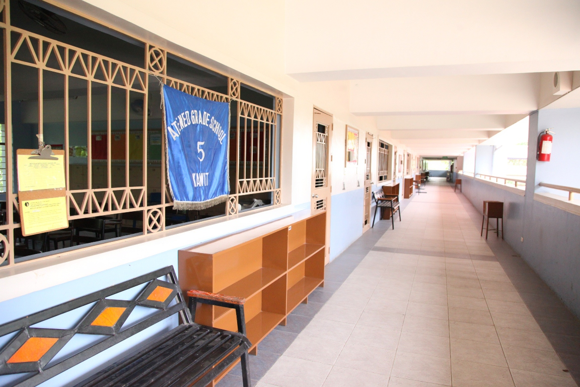 Ateneo de Manila grade school hall