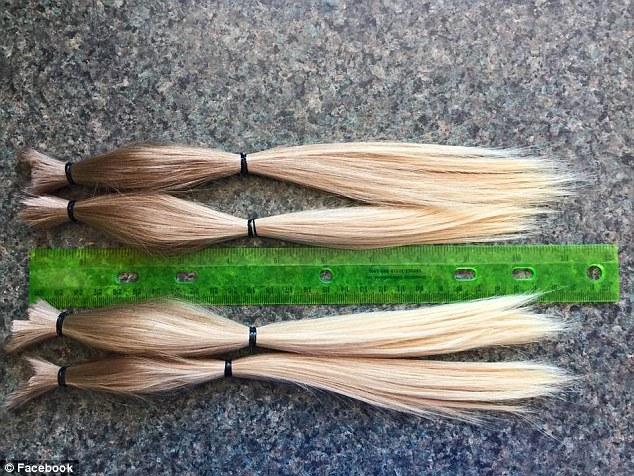 Christian McPhilamy's hair