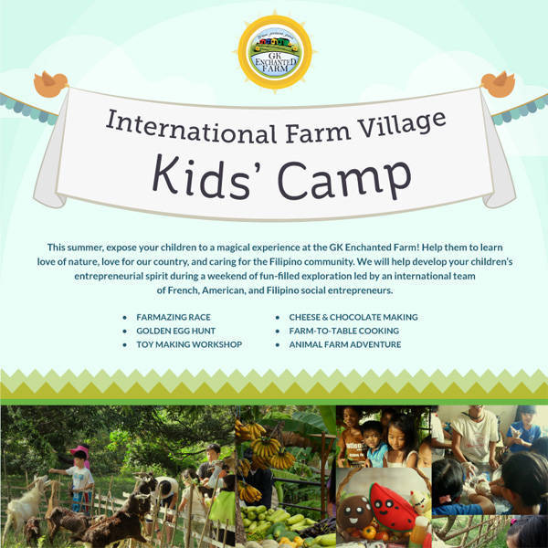 The GK International Farm Village Kids' Camp: A Unique Summer Learning Experience