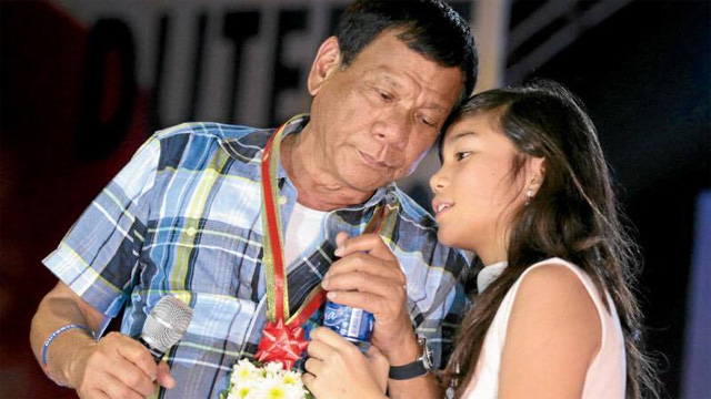 Meet Kitty, the 12-year-old Who Might Live in Malacanang, and the Rest of the Dutertes