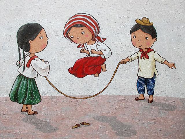 Kora Dandan-Albano art