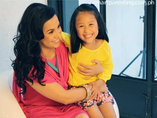 Lea Salonga and Nicole