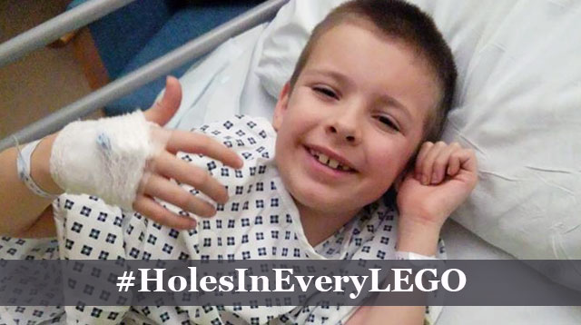Why This Mom Started the #HolesInEveryLEGO Hashtag