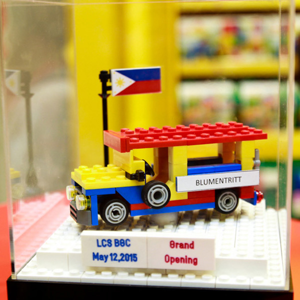 Now Open: The First Official LEGO Certified Store in Manila!