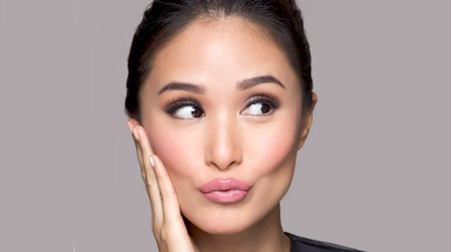 Actress Heart Evangelista Launches First Beauty Book