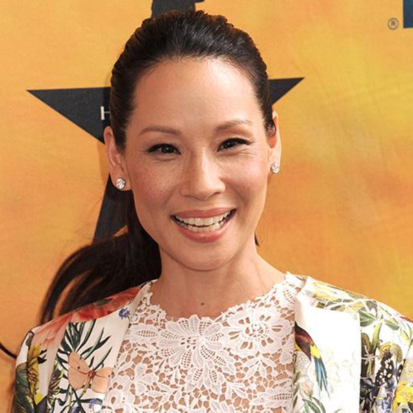 Top of the Morning: Lucy Liu Welcomes A Son