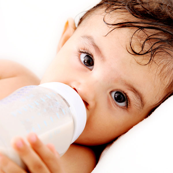 What is Nursing Bottle Syndrome?