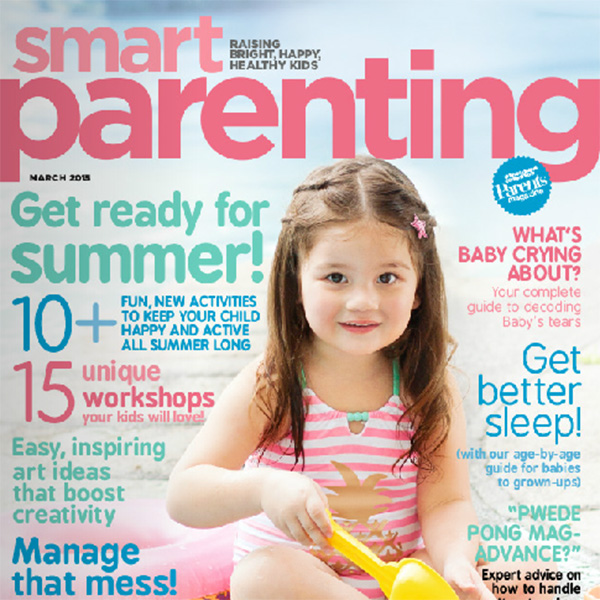 Welcome Summer with our March issue!