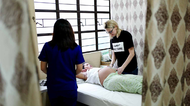 Special report HIV prenatal exam
